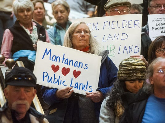 Public Lands Rally