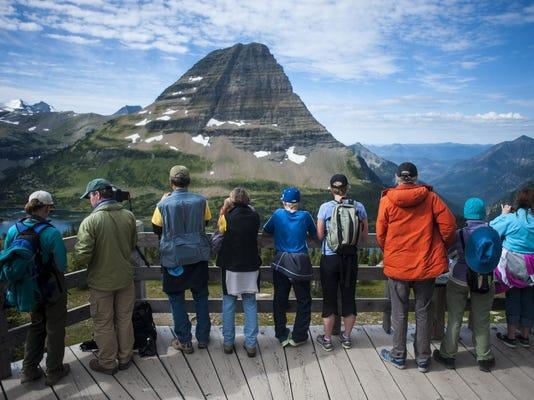 National Park Visitation