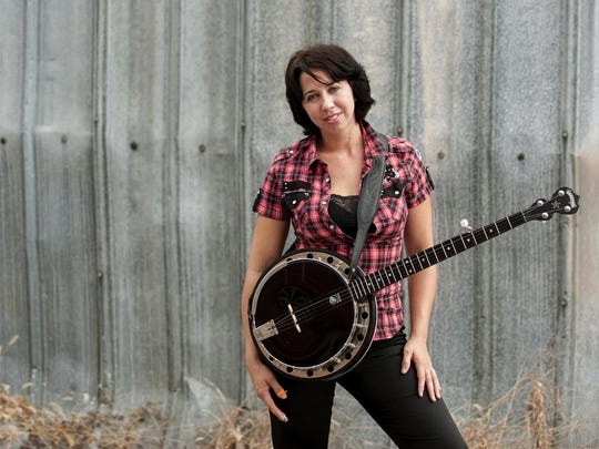 Songwriter and musician Mary James, who takes her stage name Mean Mary from her first song, performs at 8 p.m. Saturday at the Blue Tavern.