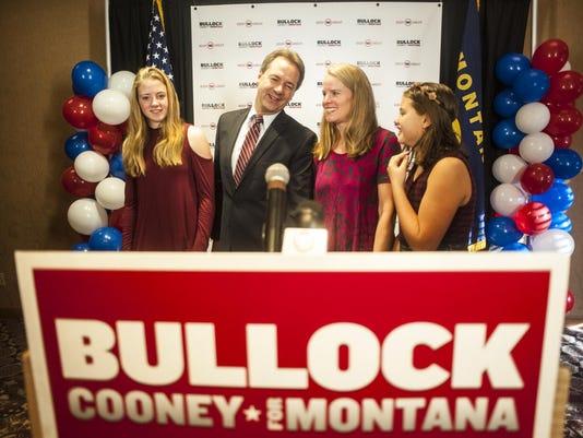 Bullock Acceptance Speech