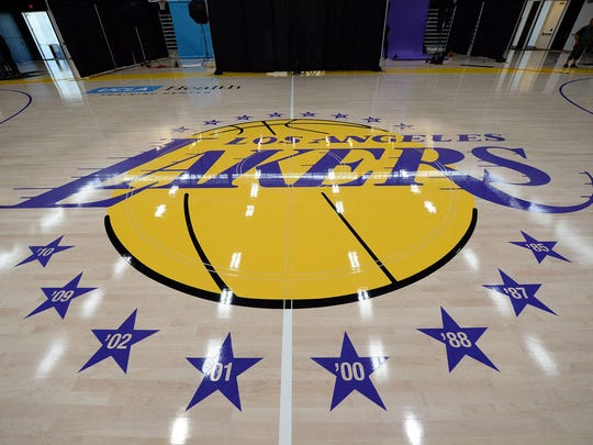 The Los Angeles Lakers training facility will reopen Saturday