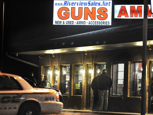 Newtown Shooting Guns