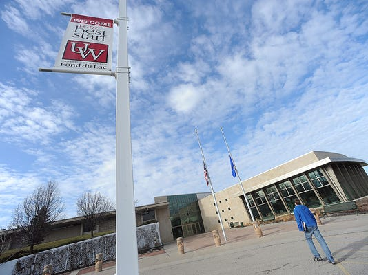 Salaries of the professors at UW-FdL and the faculty at MPTC.