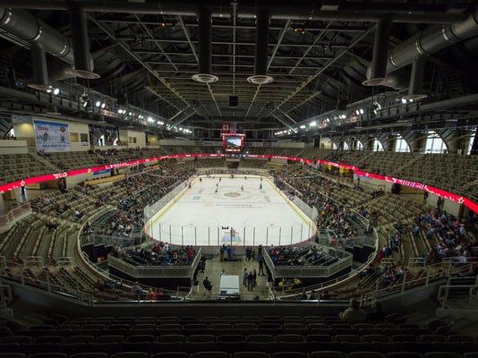 ECHL Hockey: Indy Fuel vs. Evansville Icemen