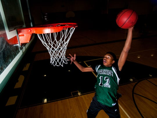 Parkside's Colen Gaynor is expected to lead a potent