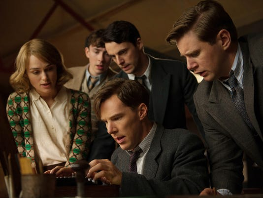 Keira Knightley, Matthew Beard, Matthew Goode, Benedict Cumberbatch, Allen Leech