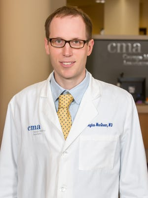 Dr. Doug MacQueen is board certified in internal medicine and infectious diseases and is a member of the staff at Cayuga Medical Center.