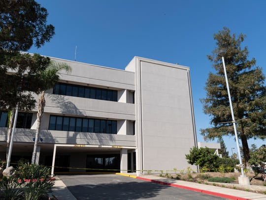 Tulare Regional Medical Center on Wednesday, October
