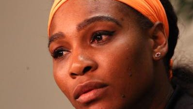 Serena Williams pulls out of the BNP tournament citing a leg injury. (Mar. 20, 2015)