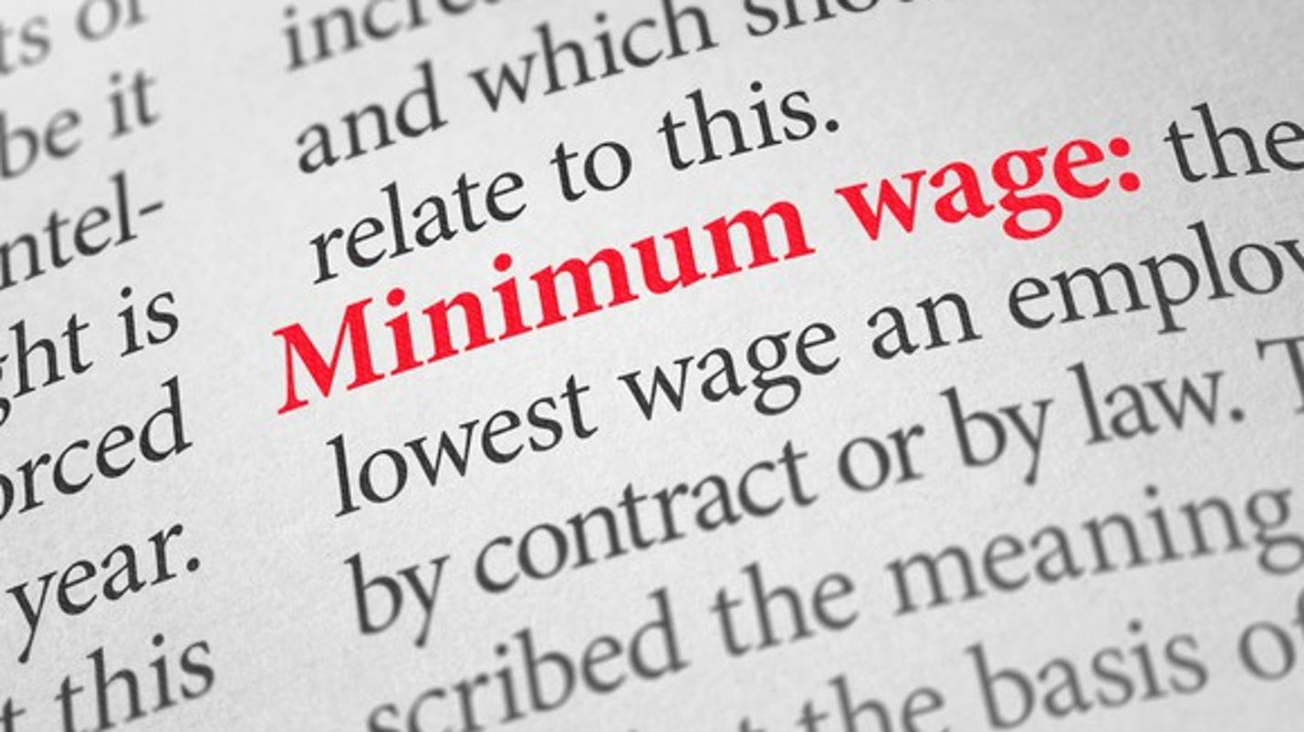 2017 Minimum Wage Increases These 21 States Are Paying Workers More