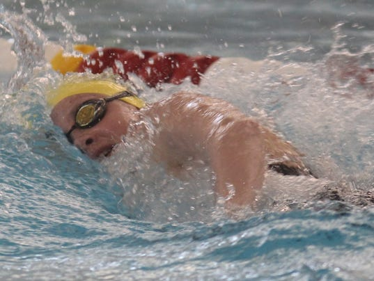 Winter all stars 2016 nky girls swimming for University of cincinnati swimming pool