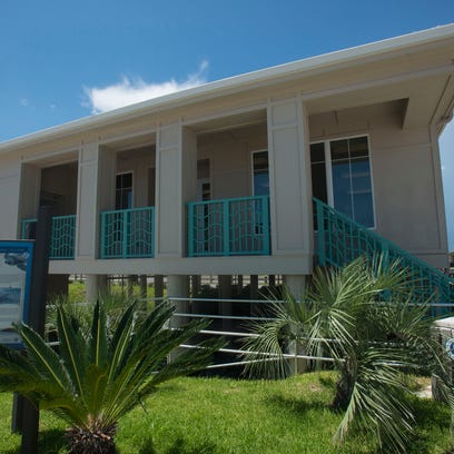 The Pensacola Beach Visitors Information Center is