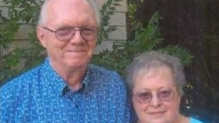 Alice Pursel and her husband of 54 years, Ira Cull, met on a blind date in 1959.