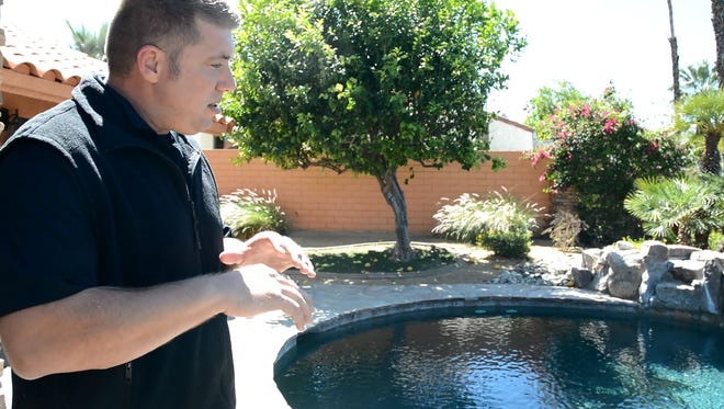 Stephen Little, a licensed pool contractor and president of Claro Pools, talks about the easiest ways to keep pools safe.