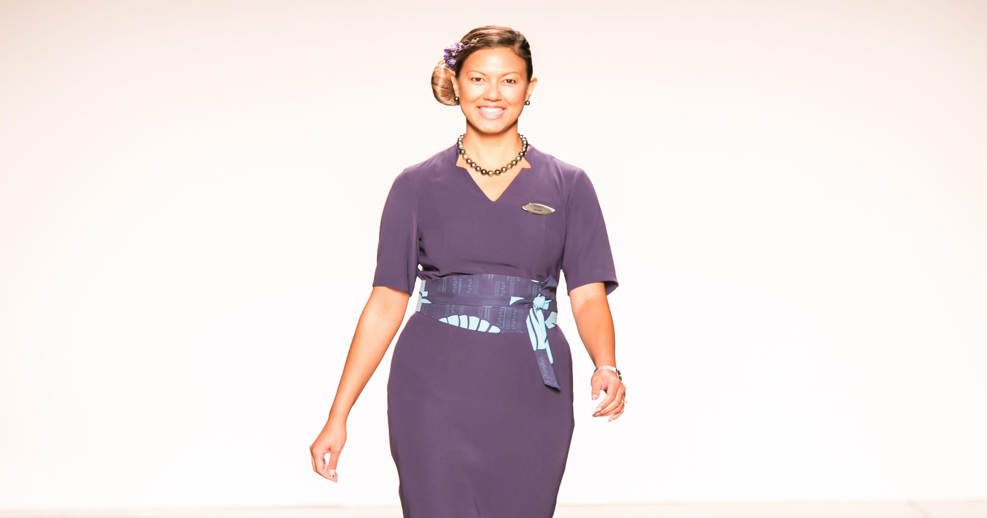 Hawaiian Unveils New Uniforms For 5000 Frontline Workers