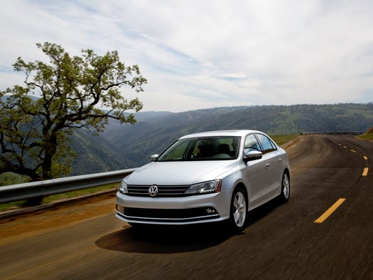 You won't know the 2015 Volkswagen Jetta is new until you drive it. Not a single exterior body panel was changed, save for the trunk lid, on the compact sedan for 2015.