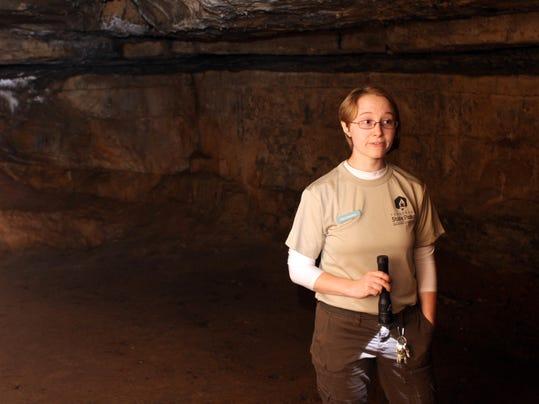 Dunbar Cave Tours 007