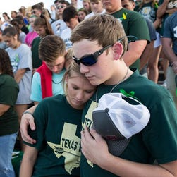 Dear Texas school shooting survivors: A Parkland teen's advice to Santa Fe students