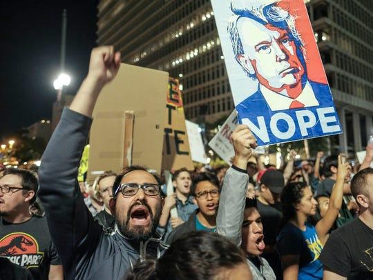 Los republicanos han retrocedido en todas las elecciones especiales al Congreso desde que Trump asumió el cargo.