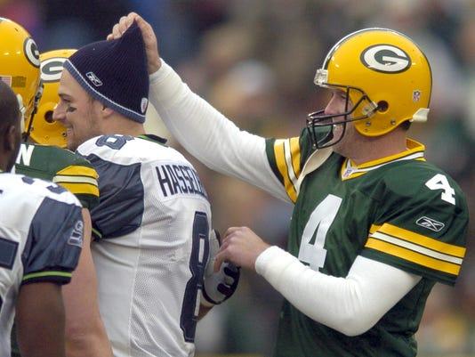 Packers vs. Seahawks