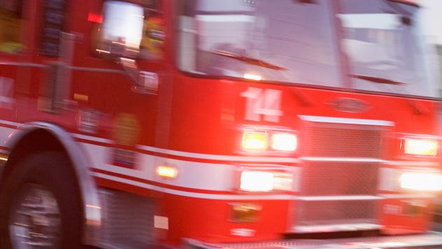 The National Automobile Museum will be closed into next week after a fire sparked in the lobby early Friday morning, museum officials said.