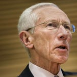 Federal Reserve Vice Chair Stanley Fischer in a 2013 file photo.