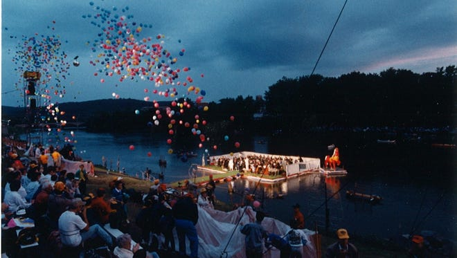 Pops on the River, which ran from 1980 to 1994, was among the region's favorite events of summer.