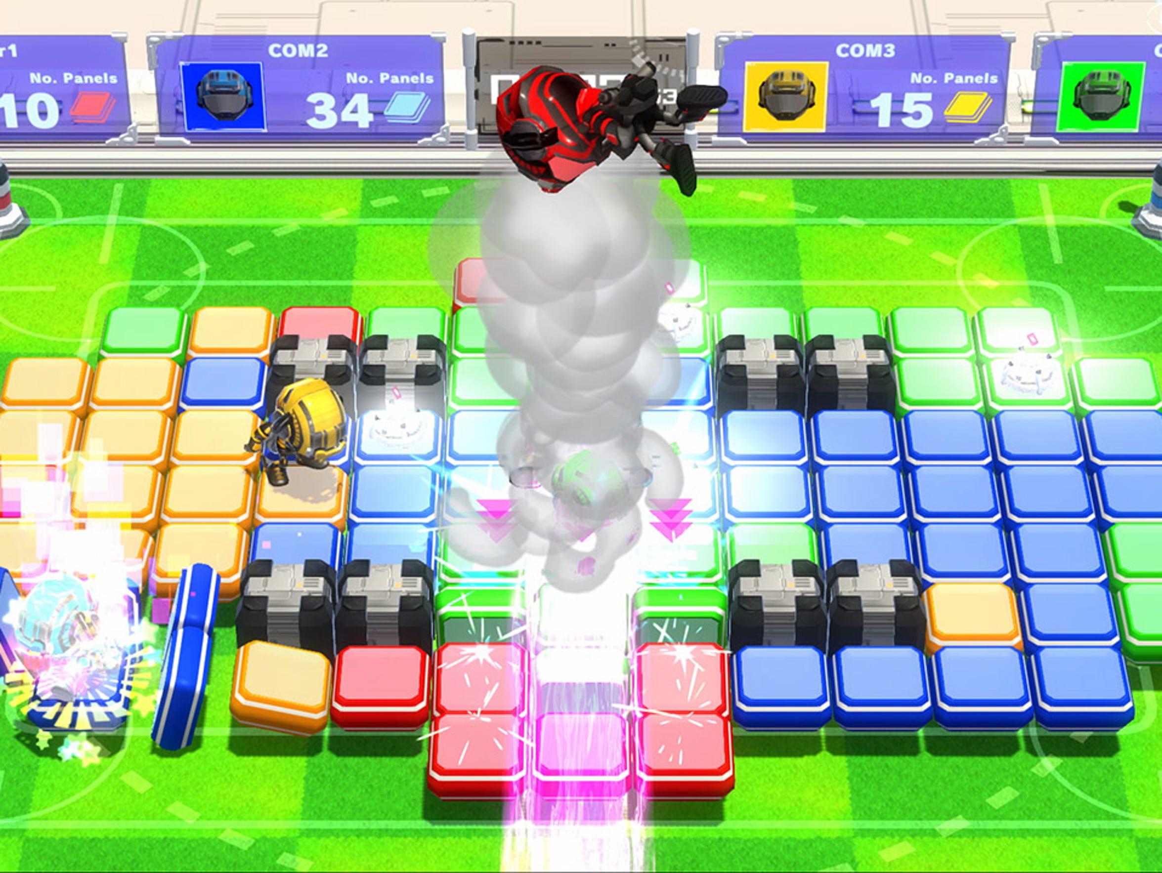 Flip Wars, Nintendo Switch.