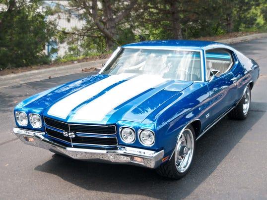 stolen 1970 Chevelle