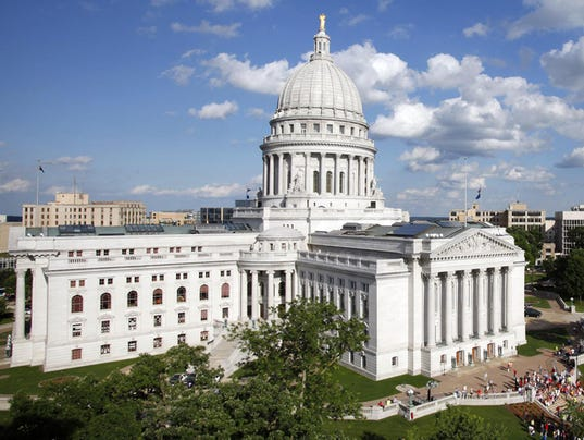 Add redistricting reform to legislative agenda - Wisconsin legislative reference bureau ...