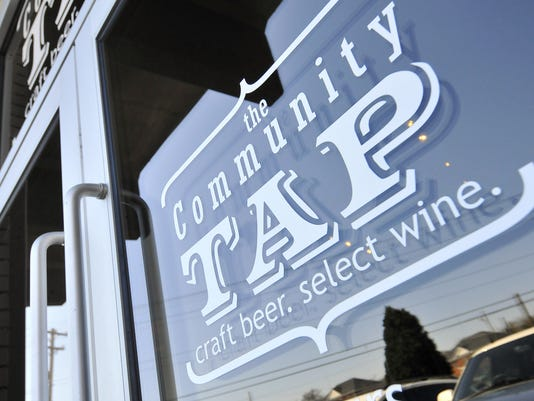 Busy season at Community Tap