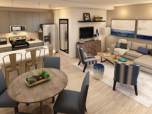 First Residents Move Into Inspira On Site Leasing Office Opens