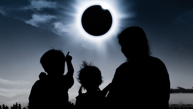 The upcoming Aug. 21, 2017, total eclipse of the sun is on the move. \