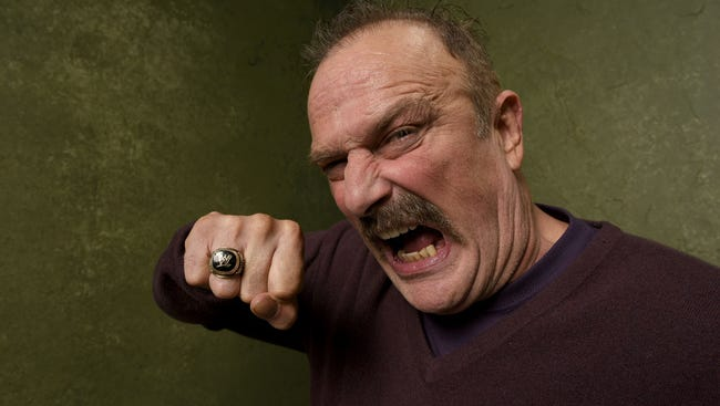 "WWE legend Jake ""The Snake"" Roberts continues ""The Unspoken Word Tour"" at 9:30 p.m. Friday at Comics Live Downtown, 429 Schatzell St."