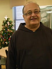 Brother Ronald Giannone, founder and director of the Ministry of Caring.