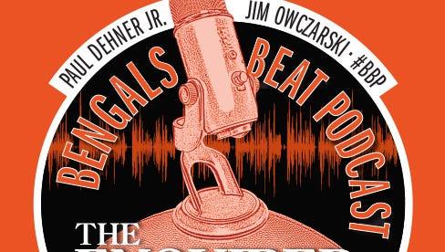 Bengals Beat Podcast with Paul Dehner Jr. and Jim Owczarski.