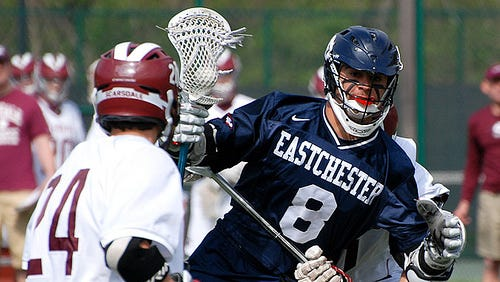 Eastchester graduate Thomas Cirillo, pictured here in 2012, won the D-III National Championship with Salisbury on Sunday and was also named the nation's Midfielder of the Year.