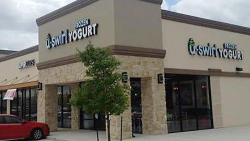 U-Swirl Yogurt