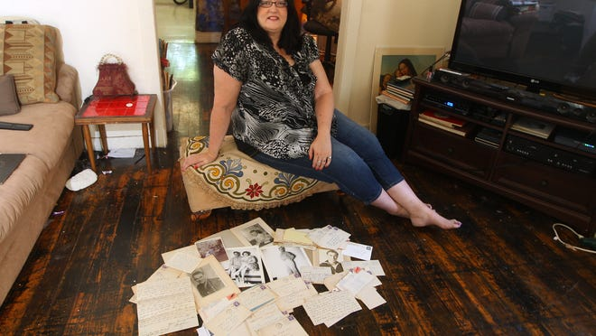 """""""I think people want to be remembered, even if it's someone who didn't know them,"""" says Linda Whitney of Rochester."""