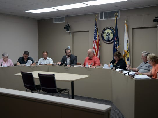 Springfield City Council voted against paying an attorney