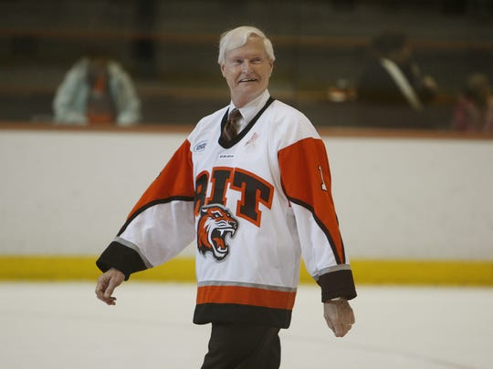 RIT President Dr. William Destler, who'll retire after