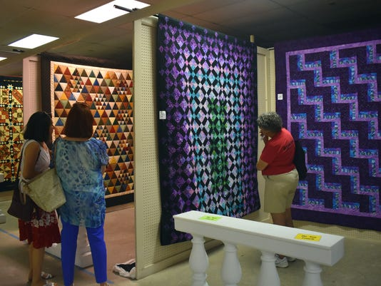 Southern NM Festival of Quilts 1
