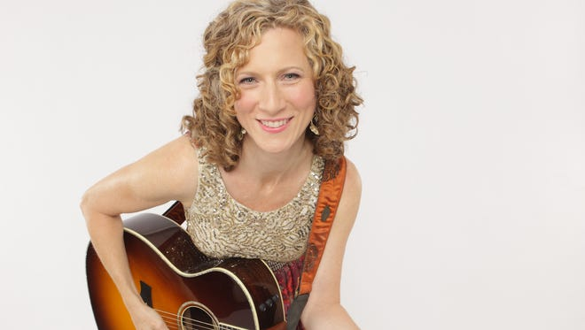 Princeton-raised Laurie Berkner will be the first-ever kid-rock act on QuickChek New Jersey Festival of Ballooning's main stage. She will open the popular event's concert series at 1:30 p.m. July 28 at Solberg Airport in Readington.   The children's performer will open the QuickChek NJ Festival of Ballooning's concert series at 1:30 p.m. on July 28