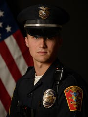 Cpl. Michael Malinowski of the St. Albans Police Department.