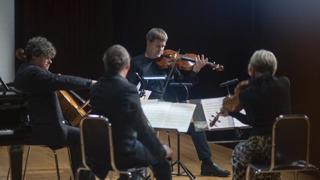 The Worcester Chamber Music Society opens its 15th season Sept. 20 with a streaming concert from Mechanics Hall.