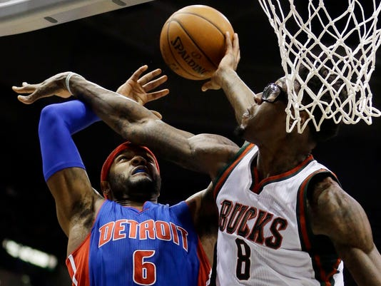 Josh Smith, Larry Sanders