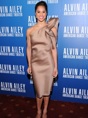 """Misty Copeland wants """"different cultures and communities"""" to watch her lead role of Swanilda in the full, three-act classical ballet 'Coppelia'."""