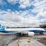 The world's Dreamliner fleet