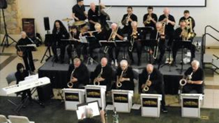 The Mesilla Valley Swing Band.