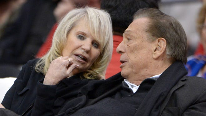 Donald and Shelly Sterling are engaged in a contentious legal fight over the sale of the Clippers.